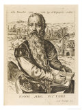 Jan Cornelis Vermeijen Dutch Artist Giclee Print by Esme De Boulonois