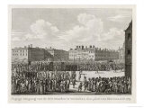 The Three Estates Go in Procession to Versailles Giclee Print by I. Butthaus
