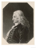 Henry Fielding English Novelist and Magistrate Giclee Print by  Freeman