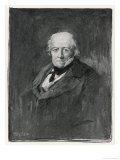 Jean-Baptiste Biot French Mathematician Giclee Print by Albert Keller