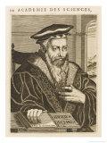 Tiberius Decianus Italian Jurist Giclee Print by Esme De Boulonois