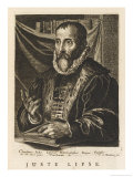 Justus Lipsius Flemish Humanist and Philosopher Giclee Print by Esme De Boulonois
