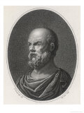 Socrates Athenian Philosopher Giclee Print by Etienne Canu