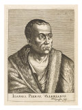 Giampietro Valeriano Italian Scholar Giclee Print by Nicolas de Larmessin