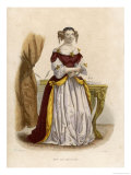 Marie De Rabutin-Chantal Marquise Known as Madame De Sevigne Giclee Print by A. Boilly