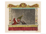 Punch and Toby Giclee Print by George Cruikshank