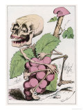 The Bloody Harvest of 1870 Giclee Print by Faustin