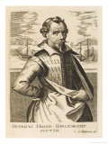 Hendrik Cornelius Vroom Dutch Painter Giclee Print by Esme De Boulonois