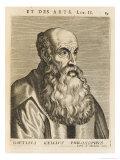 Giovanni Battista Gelli Italian Poet and Moralist Giclee Print by Esme De Boulonois