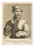 Pieter Coecke Flemish Artist Giclee Print by Esme De Boulonois