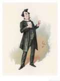 The Life and Adventures of Martin Chuzzlewit Giclee Print by Joseph Clayton Clarke