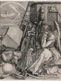 Melancholia Gicl&#233;e-Druck von Albrecht D&#252;rer