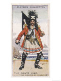 I Am the Pirate King, and It is a Glorious Thing to be a Pirate King! Giclee Print by H.m. Brock