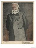 Emile-Francois Loubet French Statesman President 1899-1906 Giclee Print by Leal da Camara