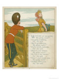 Where are You Going to My Pretty Maid Giclee Print by Edward Hamilton Bell