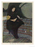 Sara Crewe is Sent to the Attic Now That There's No Money for Her Schooling Giclee Print by Ethel Franklin Betts