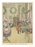 Scene on the Ward Giclee Print by Francis Bedford