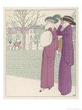 Doeuillet Tailor-Mades Giclee Print by Bernard Boutet De Monvel