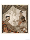 Claudius Galen Greek Doctor Giclee Print by Jean Droit