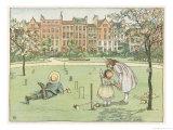 Chimneysweep Giclee Print by Francis Bedford