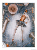 The Charleston is Generally a Very Revealing Dance Giclee Print by Anne Anderson