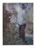 Romeo i Julia Wydruk giclee autor Norman Price