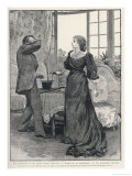 """Woman of No Importance"" Mrs. Arbuthnot Giclee Print by H.m. Paget"