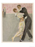 Tango Argentino Giclee Print by Paul Rieth