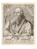 Kaspar Schwenkfeld German Silesian Nobleman and Christian Reformer Giclee Print by Theodor de Bry