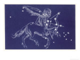 Sagittarius Giclee Print by Roberta Norton