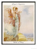 Helen of Troy Giclee Print by A.k. Macdonald