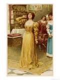 The Merchant of Venice, Portia Giclee Print by Walter Paget
