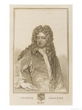 Joseph Addison Writer Editor of the Spectator Giclee Print by Cooper 