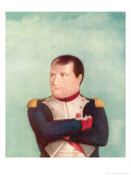 Napoleon Giclee Print by Edward Lamson Henry