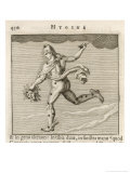 Perseus Who Rescued Andromeda from the Monster and Slew Medusa Giclee Print by Gaius Julius Hyginus
