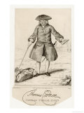 Thomas Coram Philanthropist Giclee Print by R. Nebot