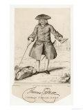 Thomas Coram Philanthropist Giclee Print by R. Nebot