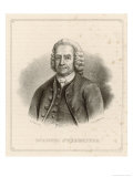 Emanuel Swedenborg Swedish Engineer and Mystic Giclee Print by A.j. Salmson