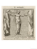 Andromeda Waiting to be Rescued by Perseus Giclee Print by Gaius Julius Hyginus
