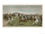 Battle of Friedland Giclee Print by Meissonier