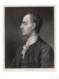Leonhard Euler Swiss Mathematician Giclee Print by William Holl the Younger