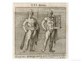Zodiac Giclee Print by Gaius Julius Hyginus