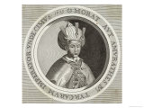 Murad IV Murad Oglu Ahmed Sultan of Turkey 1623-1640 Giclee Print by Knolles