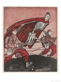 Dulce et Decorum Est Pro Britannia Mori! Premium Giclee Print by Olav Gulbransson