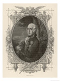 Ferdinand IV of Naples Giclee Print by Pannemaker 