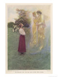 Joan of Arc French Heroine Giclee Print by Howard Pyle
