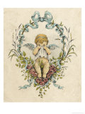 Weeping Cupid Giclee Print by Lucien Besche 