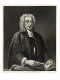 Jonathan Swift Irish Churchman and Writer Giclee Print by William Holl the Younger