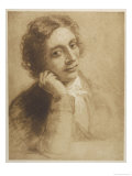 John Keats English Poet Giclee Print by J. Severn