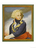 Jean-Baptiste Kleber French Soldier Giclee Print by Jean Guerin